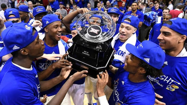 Kansas Jayhawks continues dominance over Big 12 IMG