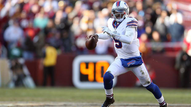 Bills reach long-term extension with QB Tyrod Taylor - IMAGE