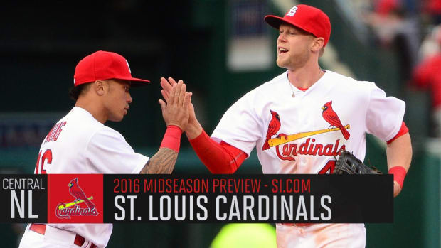 Verducci: St. Louis Cardinals 2016 midseason preview IMAGE