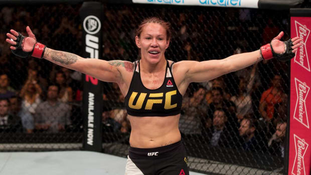 Cris 'Cyborg' says UFC recommended birth control pills that nearly killed her - IMAGE