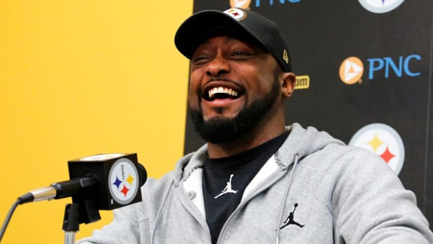 Five Questions: Pittsburgh Steelers's NFL draft IMAGE