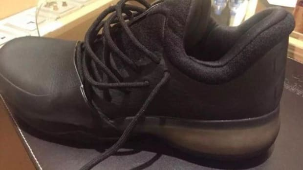 James Harden's shoes are getting the Steph Curry treatment - IMAGE