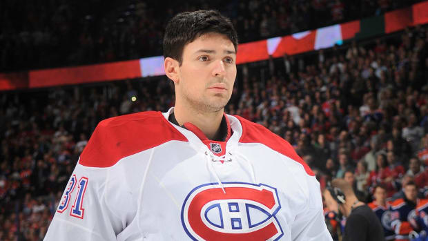 Report: Canadiens' Carey Price out for rest of season -- IMAGE