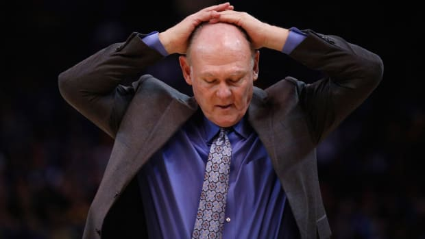 Report: Kings expected to fire George Karl - IMAGE