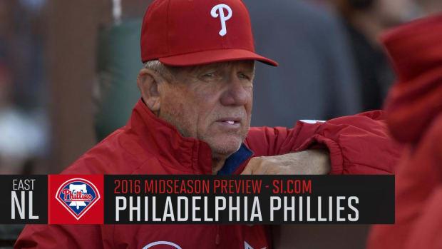 Verducci: Philadelphia Phillies 2016 midseason preview IMAGE
