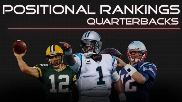 Positional Rankings: Quarterbacks IMAGE