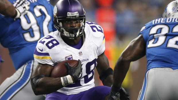 Peter King's One-Minute Drill: Minnesota Vikings IMAGE