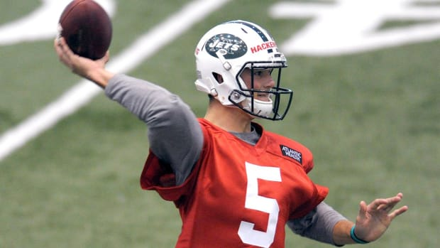 Boomer: Who will be Jets QB in 2016? IMAGE