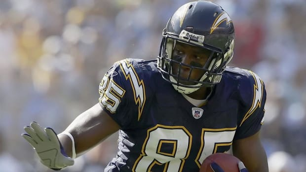 Chargers have agreed to deal to keep star TE Antonio Gates IMAGE