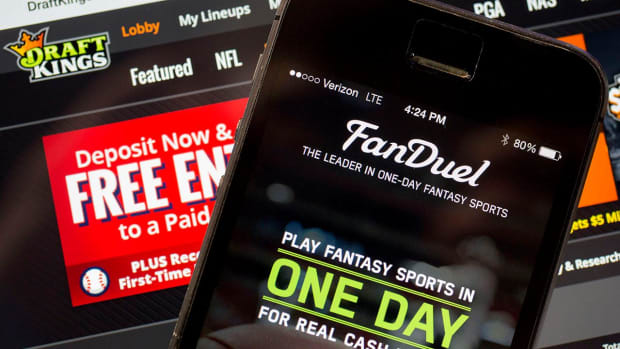New York officially legalizes daily fantasy sports -- IMAGE
