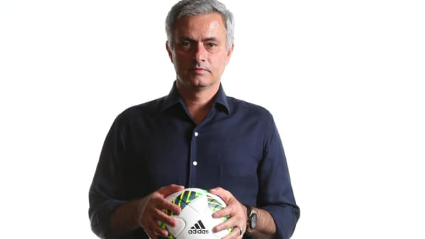 Report: Jose Mourinho taking over at Manchester United --IMAGE
