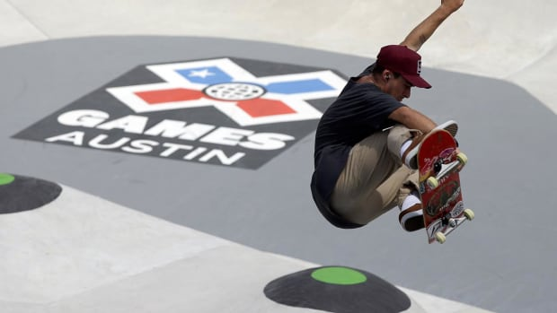ESPN's X Games to be produced by outside company - IMAGE