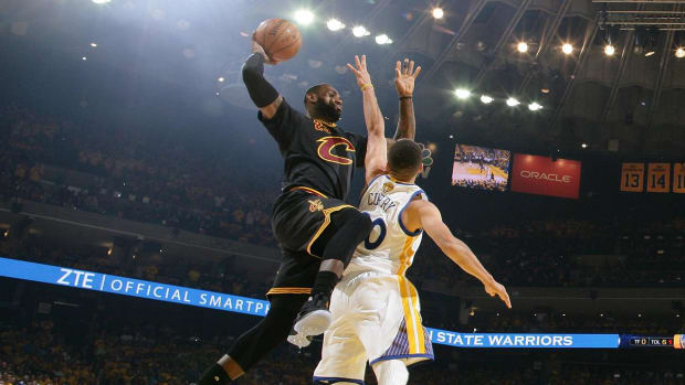 Cavaliers make history by coming back from 3-1 Finals deficit IMAGE