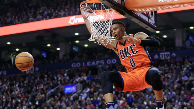 Russell Westbrook agrees to three-year extension with Thunder - IMAGE