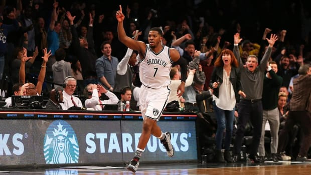 Brooklyn Nets waive Joe Johnson - IMAGE