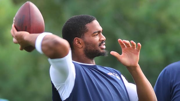 Who is Jacoby Brissett? - IMAGE