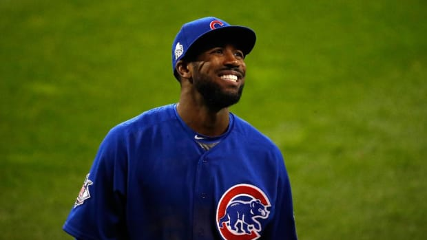 Reports: Dexter Fowler, Cardinals agree to multi-year contract IMAGE