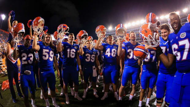 Through the eyes of the Gators: An inside look like never seen before of a Florida practice armed with GoPros