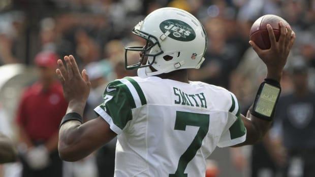 The MMQB Spotlight: New York Jets QB's IMAGE