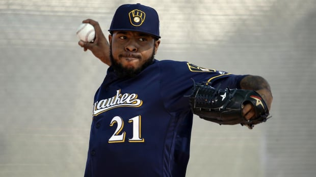Verducci: Milwaukee Brewers 2016 preview IMAGE