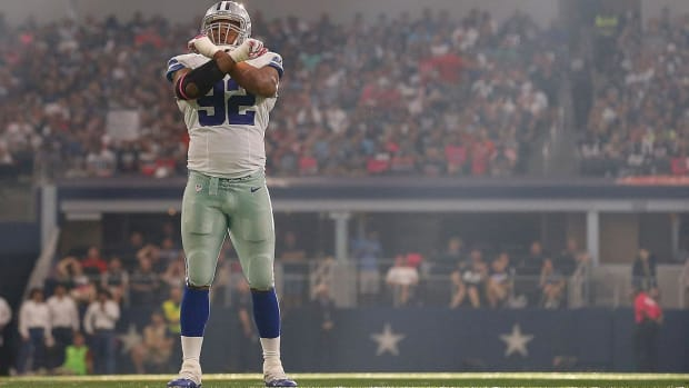 Jeremy Mincey: Greg Hardy caused locker room tension in Dallas - IMAGE