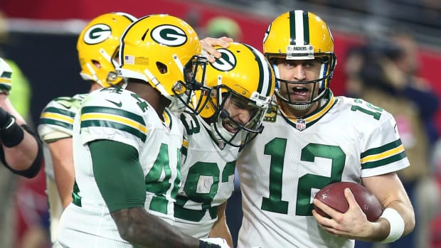 Five Questions: Green Bay Packers's NFL draft IMAGE