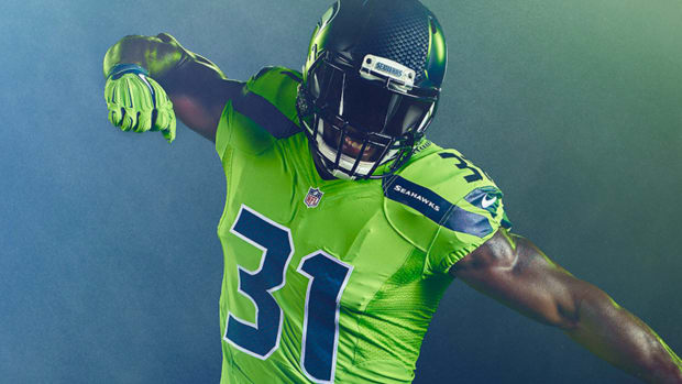 Nfl Color Rush What Happened To Thursday Night Football