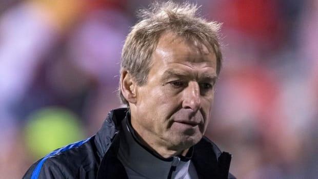 Jurgen Klinsmann fired as USMNT coach, technical director
