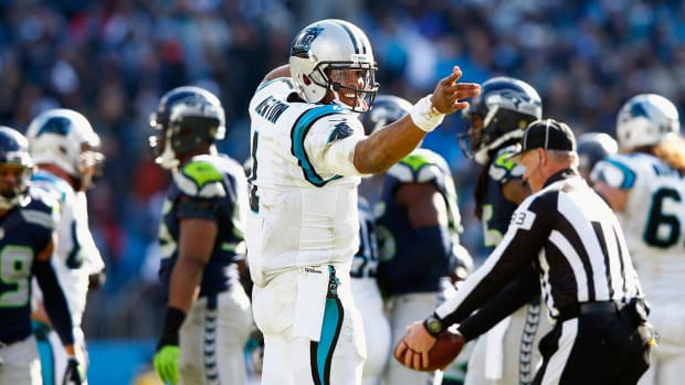 How the Carolina Panthers made it to Super Bowl 50 IMAGE