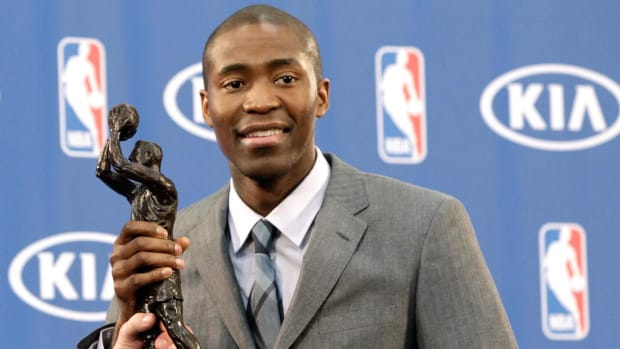 Clippers' Jamal Crawford named Sixth Man of the Year for third time - IMAGE