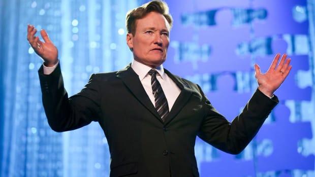 Watch Conan play video games with Von Miller, Josh Norman, Marshawn Lynch -- IMAGE