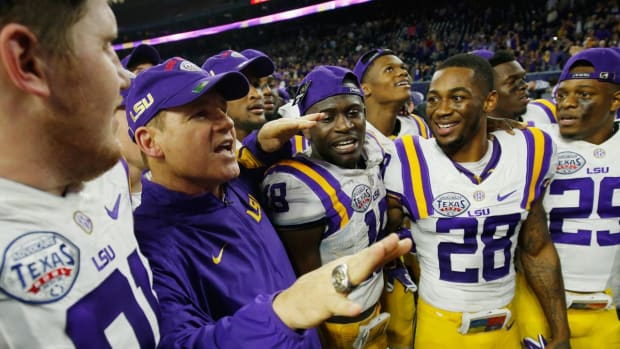 #DearAndy: LSU's season could go in several directions -- IMAGE