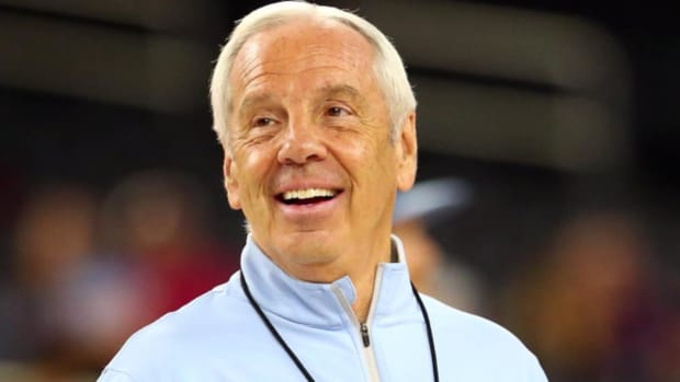 Roy Williams wrote a letter to a fan after her dog named Roy died - IMAGE