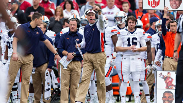 Pressure on the Plains? Auburn's 2016 hopes depend on Gus Malzahn finding the answer at quarterback