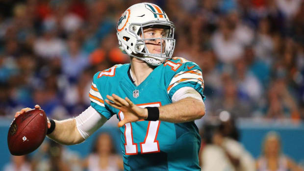 The MMQB Spotlight: Ryan Tannehill IMAGE