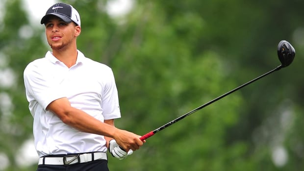 Mustard Minute: Steph Curry's top three moments from American Century Celebrity Golf Championship IMG