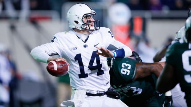 Penn State QB Christian Hackenberg completes complicated three years, but his legacy will endure