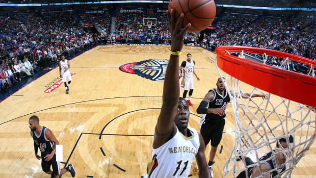 Report: Jrue Holiday to return to Pelicans next week - IMAGE