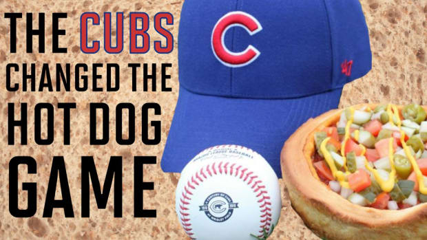 See the craziest hot dog creations in baseball - IMAGE