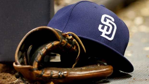 Report: Padres hid medical records from MLB database -- IMAGE