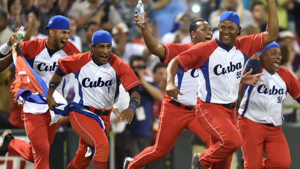 Tampa Bay Rays will play Cuban National Team - IMAGE