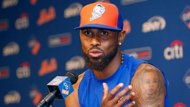 Jose Reyes makes New York Mets return - IMAGE
