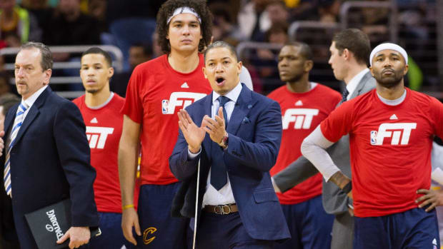 Tyronn Lue will coach the Eastern Conference All-Stars - IMAGE