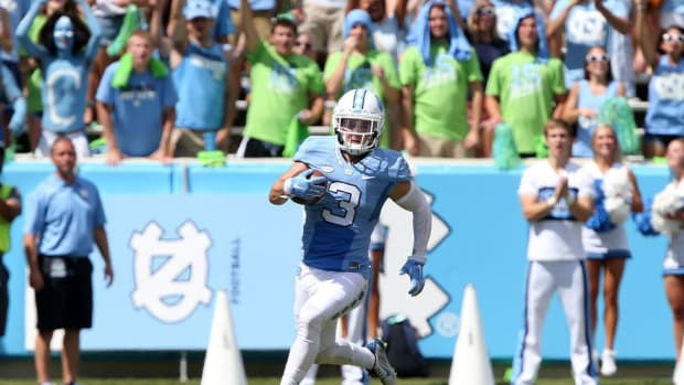 Is Ryan Switzer a first-round NFL talent? North Carolina's senior playmaker is out to prove he is