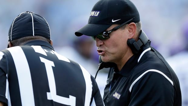 James Madison suspends seven players from football team - IMAGE