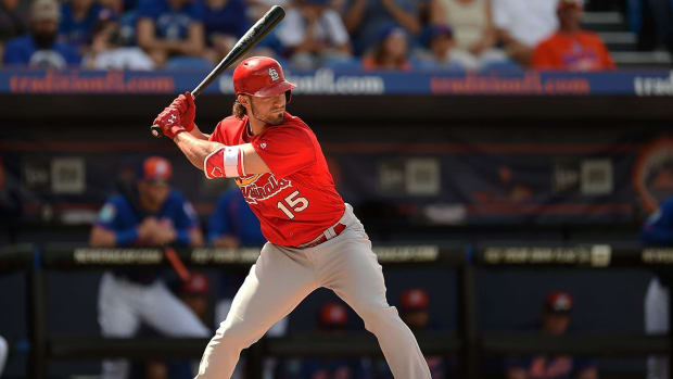 Rising Stars: St. Louis Cardinals outfielder Randal Grichuk  IMG