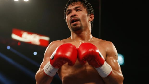 Manny Pacquiao to fight again according to promoter - IMAGE
