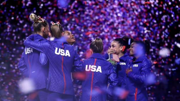 Team USA: 2016 women's team gymnastics preview IMAGE