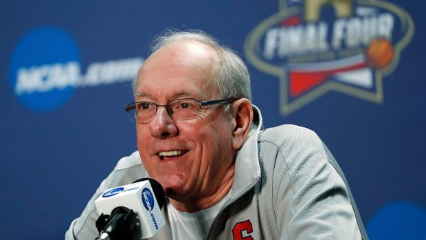 Will Jim Boeheim ever leave Syracuse? In twilight of his career, the Orange coach looks comfortable as ever