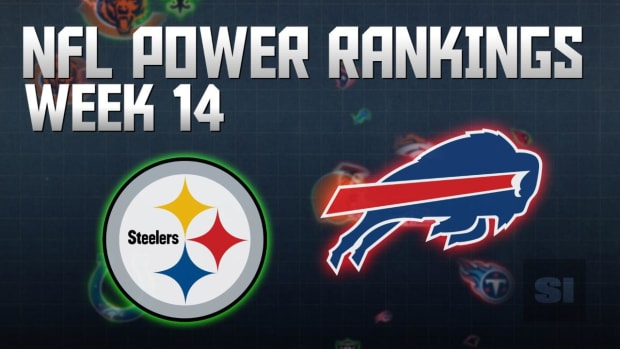 NFL Power Rankings: Week 14 IMAGE